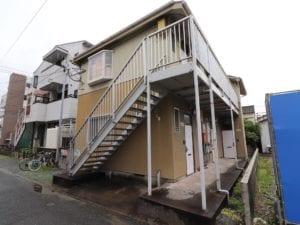 福岡の人気エリア鳥飼の共同住宅