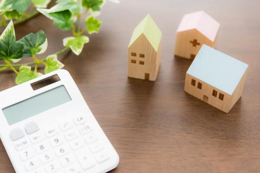 写真素材:適切な家賃設定
